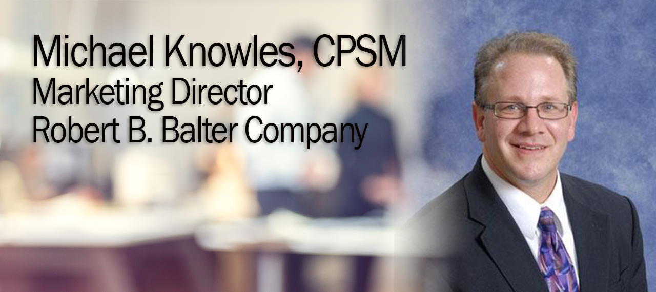 Member Spotlight: Michael Knowles, CPSM
