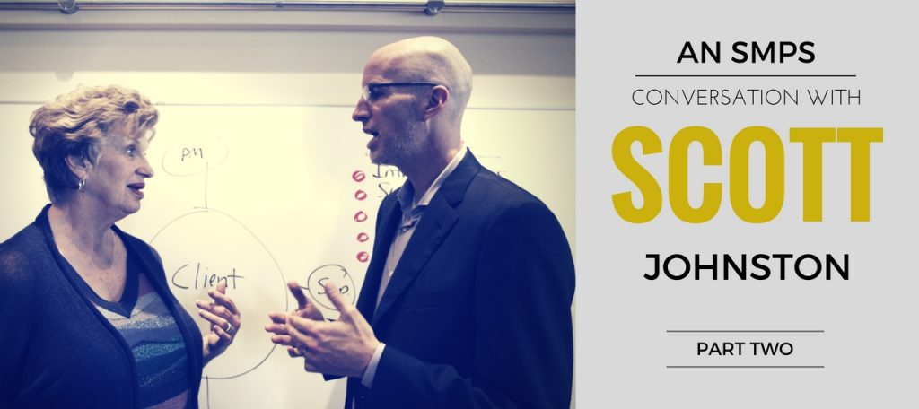 Learn more about SMPS member Scott Johnston.