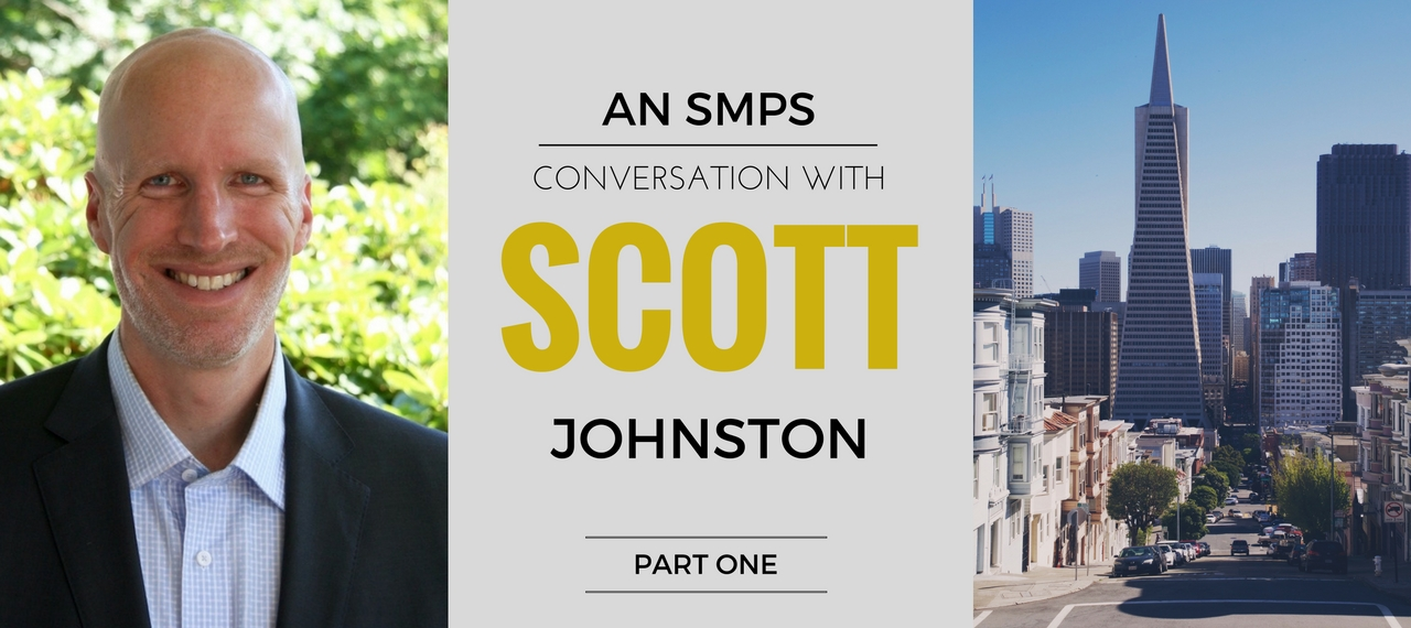 Meet Scott Johnston